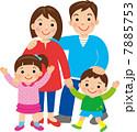 幸せ家族 7885753