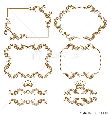 decorative frame 7931116