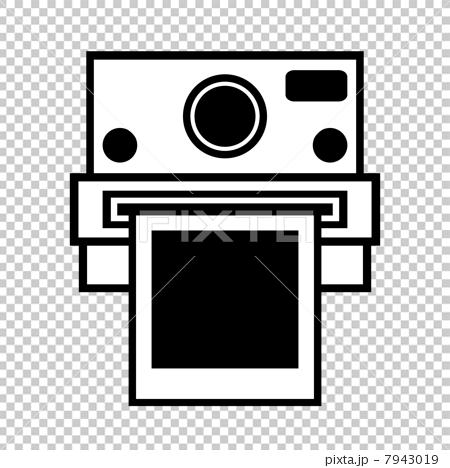インスタントカメラ 7943019