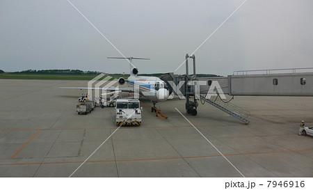 ロシアウラジオストク航空ツポレフTu-154新潟空港 7946916