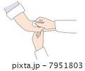 治療 ベクター 医者のイラスト 7951803