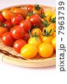たくさんのミニトマト 7963739