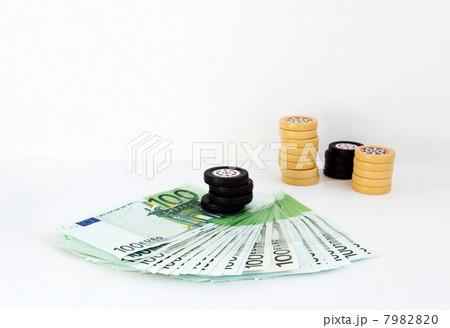Luck in a casinoの写真素材 [7982820] - PIXTA