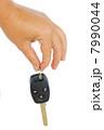 キー 鍵 手の写真 7990044