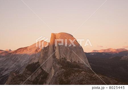ヨセミテのハーフドーム 8025445
