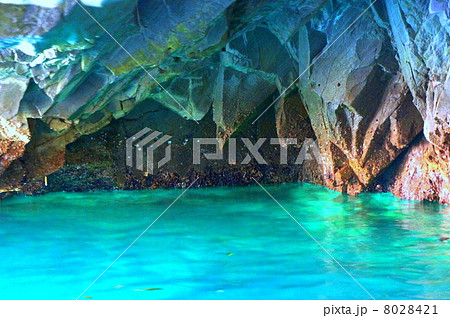 青の洞窟 8028421