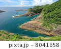 日豊海岸国定公園 日向灘 日向岬の写真 8041658