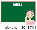 スキンケア ポイント1【アニメ風・シリーズ】 8043704