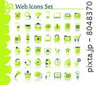 web icon set 8048370
