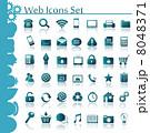 web icon set 8048371