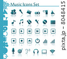 music icons 8048415