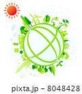ecology green planet 8048428