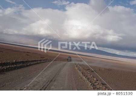 アンデスの荒野 8051530