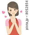喜ぶ 憧れる 嬉しいのイラスト 8052854