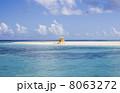 マニャガハ島のビーチ 8063272