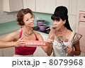 エプロン 女性 女性達の写真 8079968