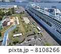 名古屋港 外国客船 サン・プリンセスの写真 8108266
