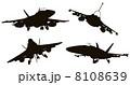 飛翔 飛行 バックグランドのイラスト 8108639