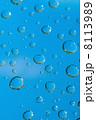青空に浮かぶ水玉 8113989