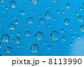 青空に浮かぶ水玉 8113990