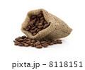 コーヒー 豆 ホワイトの写真 8118151