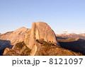 ハーフドーム 巨岩 花崗岩の写真 8121097