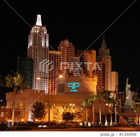 ラスベガスのニューヨークニューヨークホテル&カジノ 8130990