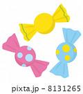 キャンディー 飴 キャンディのイラスト 8131265