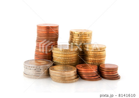 coinsの写真素材 [8141610] - PIXTA