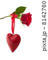 ハート ハートマーク 心臓の写真 8142760