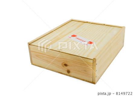 Wooden boxの写真素材 [8149722] - PIXTA