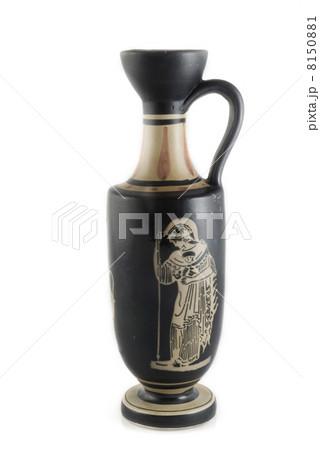 Old Greek vaseの写真素材 [8150881] - PIXTA
