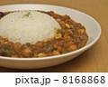 カレーライス 野菜カレー キーマカレーの写真 8168868