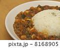 カレーライス 野菜カレー キーマカレーの写真 8168905