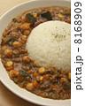 カレーライス 野菜カレー キーマカレーの写真 8168909