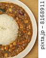 カレーライス 野菜カレー キーマカレーの写真 8168911