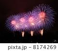 打ち上げ花火 花火 花火大会の写真 8174269