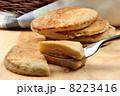 クレープ パンケーキ ホットケーキの写真 8223416