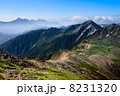 山岳 北アルプス 水晶岳の写真 8231320