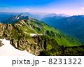 山岳 北アルプス 水晶岳の写真 8231322