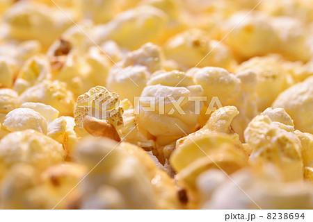 Popcorn close-up 8238694