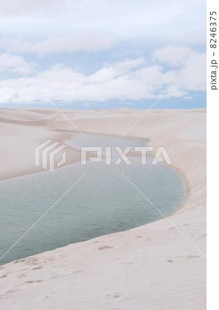 レンソイス・マラニャンセス国立公園 8246375