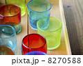 琉球ガラス 吹きガラス 琉球グラスの写真 8270588