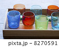 琉球ガラス 吹きガラス 琉球グラスの写真 8270591