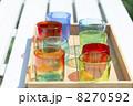 琉球ガラス 吹きガラス 琉球グラスの写真 8270592