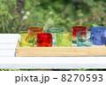 琉球ガラス 吹きガラス 琉球グラスの写真 8270593