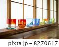 琉球ガラス 吹きガラス 琉球グラスの写真 8270617