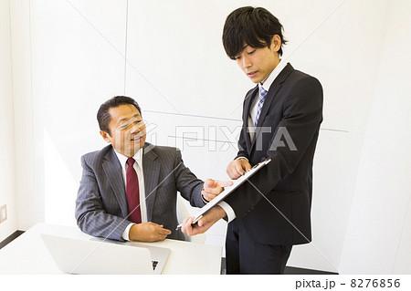 働くビジネスマン 8276856