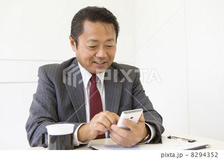 働くビジネスマン 8294352