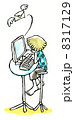 メール送信 8317129